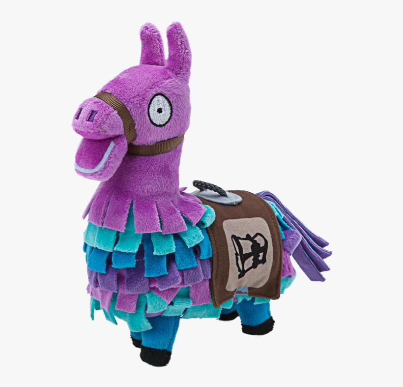 Fortnite Llama Transparent - Fortnite Loot Llama Plush Transparent