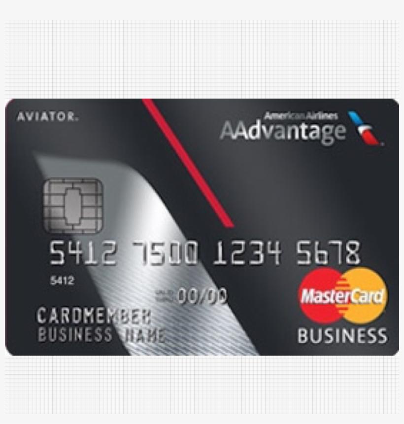 Aviator Business Card - Mastercard Transparent PNG - 7x7