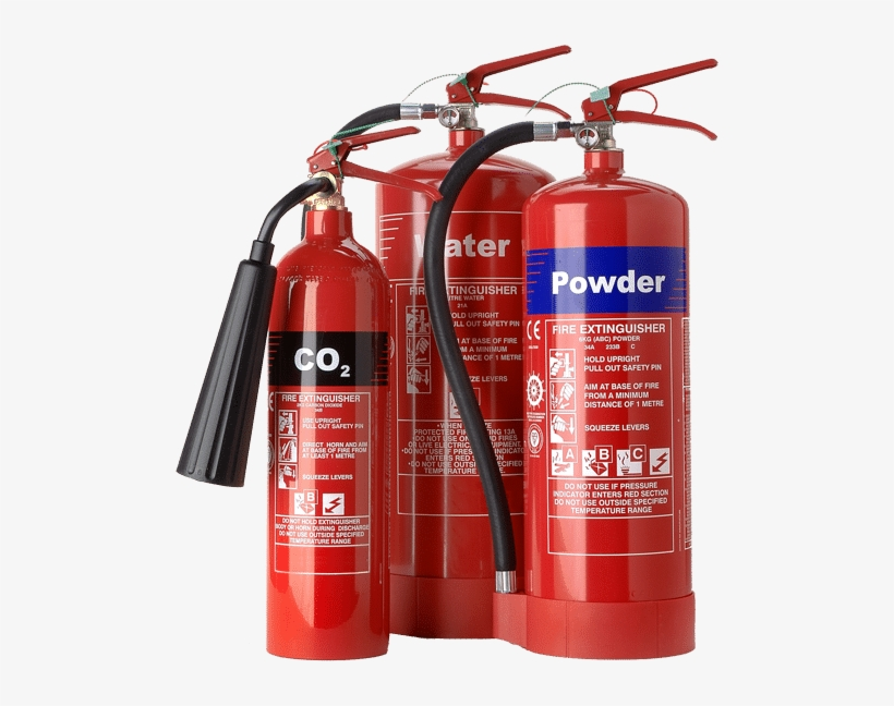 Fire Extinguishers - 2 Kg Dry Powder Fire Extinguisher Transparent PNG -  500x568 - Free Download on NicePNG