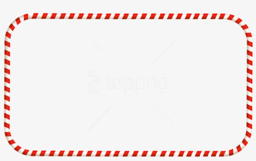 Christmas Candy Frame Png Candy Cane Christmas Border Transparent Transparent Png 850x496 Free Download On Nicepng