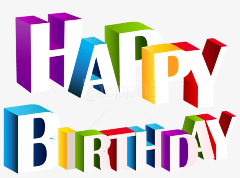 Prime Free Png Download Happy Birthday Multlor Png Images Birthday Personalised Birthday Cards Bromeletsinfo