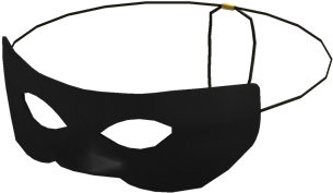 Download Hd Bandito Bandit Mask Roblox Transparent Png Image