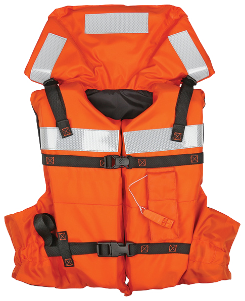 Download Hd Inflatable Life Jacket Type I Wearable Offshore Life West Marine Type I Comfort Deluxe Life Jacket Transparent Png Image Nicepng Com