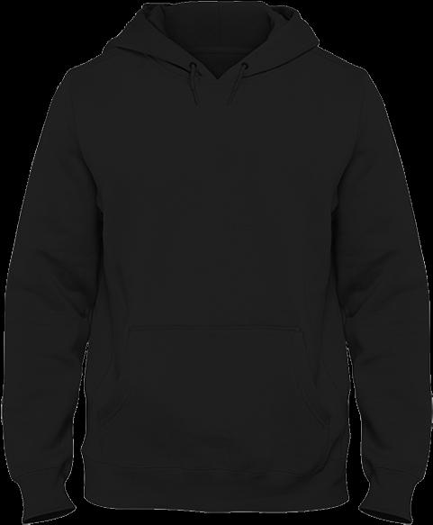 Download Plain Black Hoodie Png - Nit Jamshedpur T Shirt ...