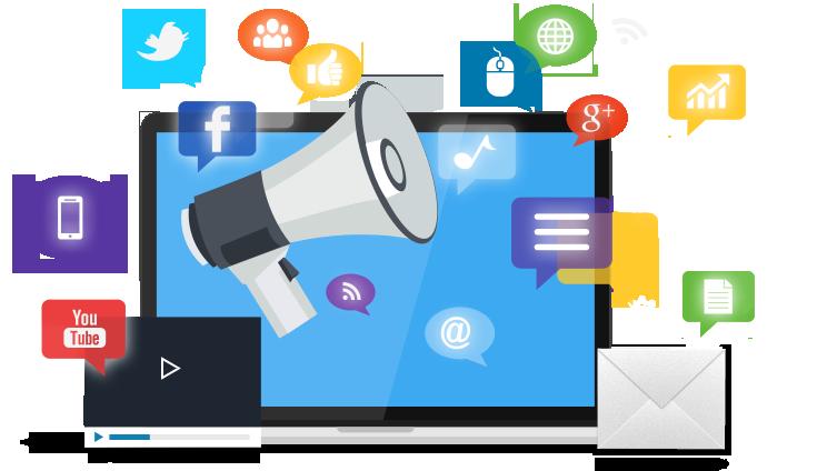 CRMla: Digital Marketing Png Images Hd