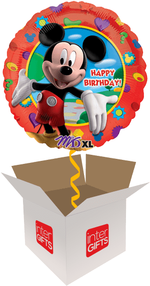 Download Hd Happy Birthday Mickey Mouse Clubhouse Mickey Mouse