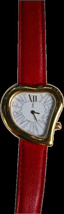 0956402728d Beautiful Yves Saint Laurent Ysl Ladies Heart Watch - Yves Saint Laurent  (708x708),