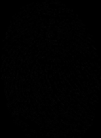 Download HD Png Transparent Download Fingerprint Clipart