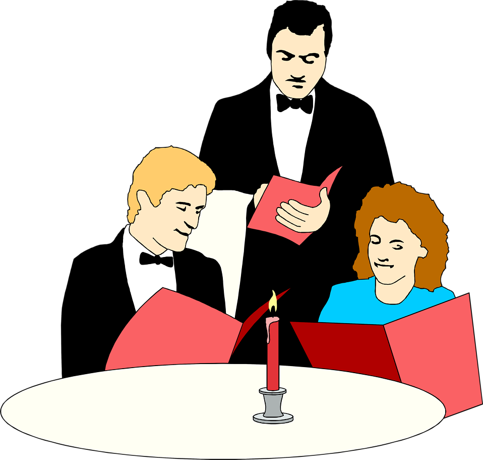 Ресторан картинка для презентации