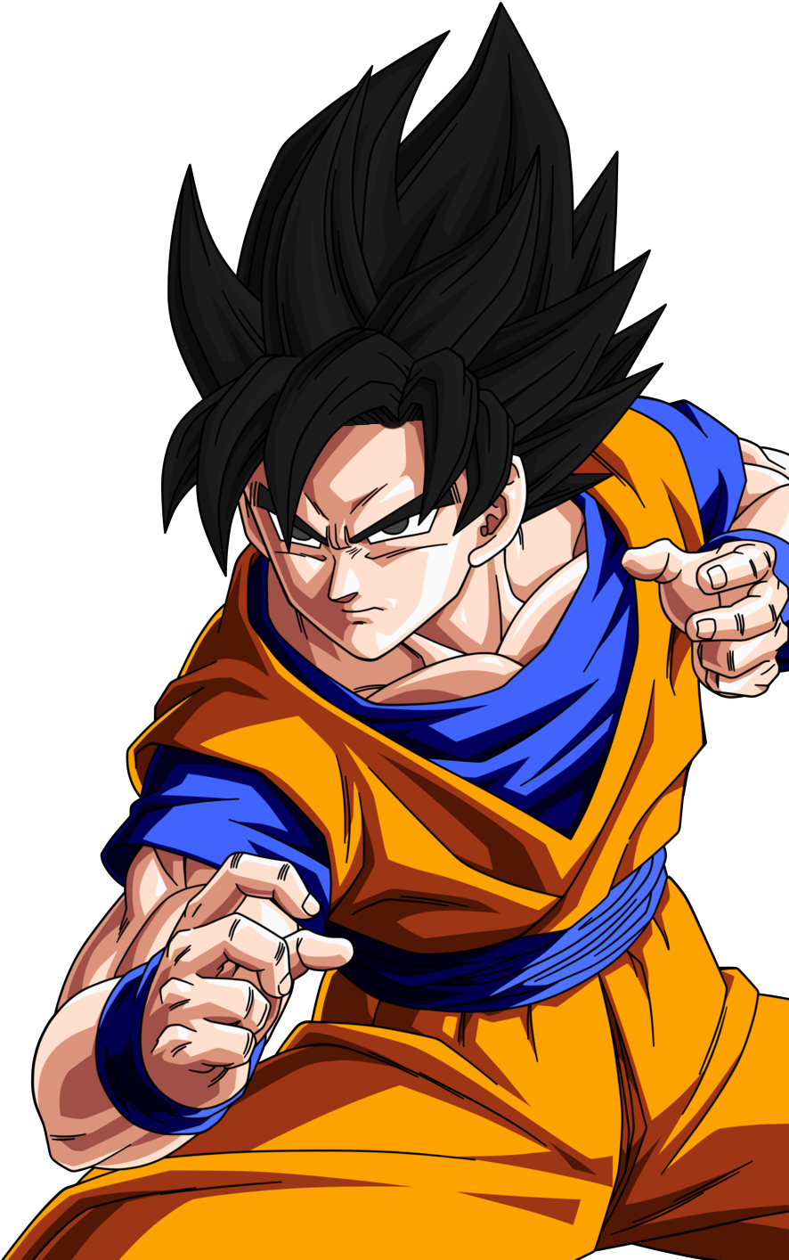Download Hd Ultra Instinct Should Have Used The Ss Hairstyle And