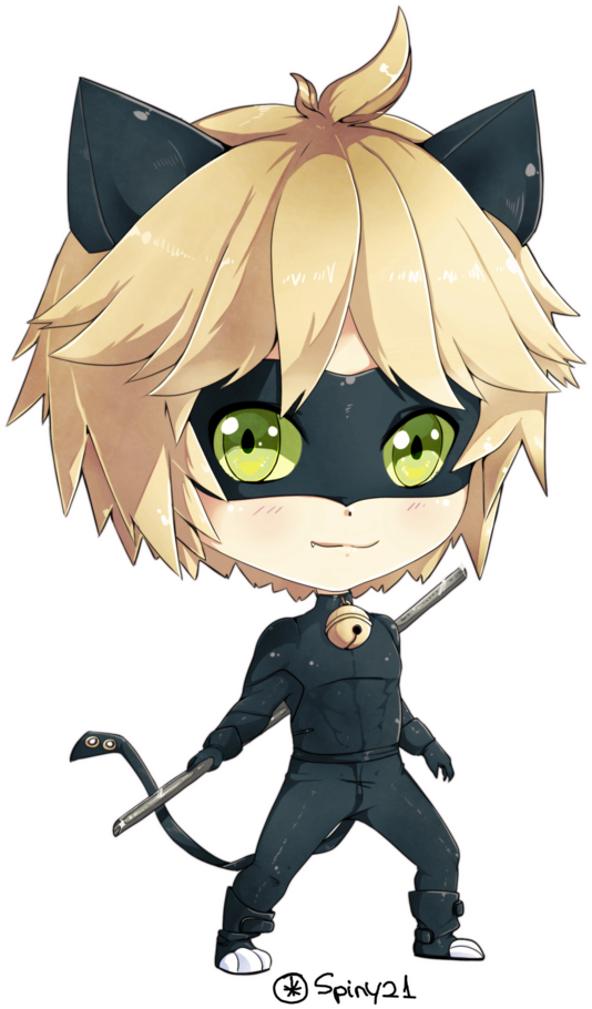 Download Hd Miraculous Ladybug Wallpaper Entitled Chat Noir