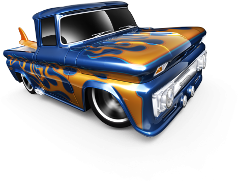 Download Hd Hot Wheels Cars Chevy Pickups Cars And Trucks Collector Camioneta Hot Wheels Png Transparent Png Image Nicepng Com