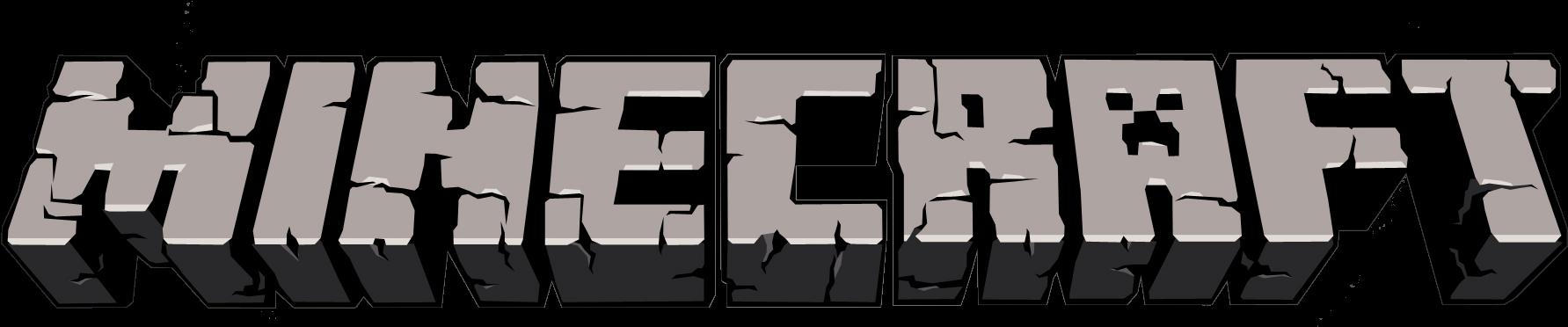 Download Hd Logo Minecraft Minecraft Logo Transparent Background