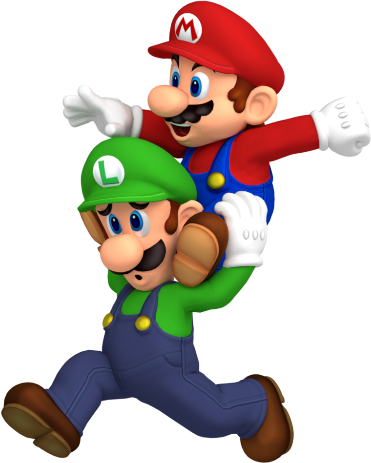 Name that Game Picture Edition  - Page 10 14-146797_mario-and-luigi-superstar-saga-artwork-render-by