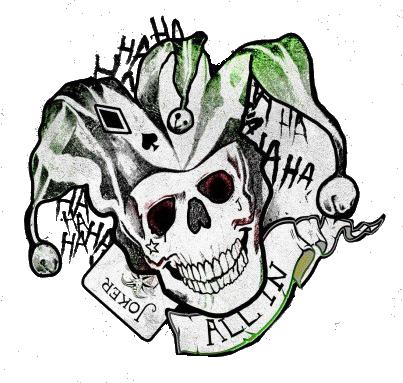 Joker Tattoo Transparent Best Tattoo Ideas