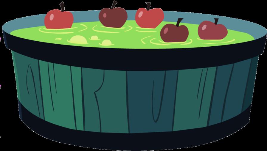 Manzanas Flotantes [Puesto Evento Halloween] 147-1470169_image-stock-nightmare-night-apple-by-b-archild