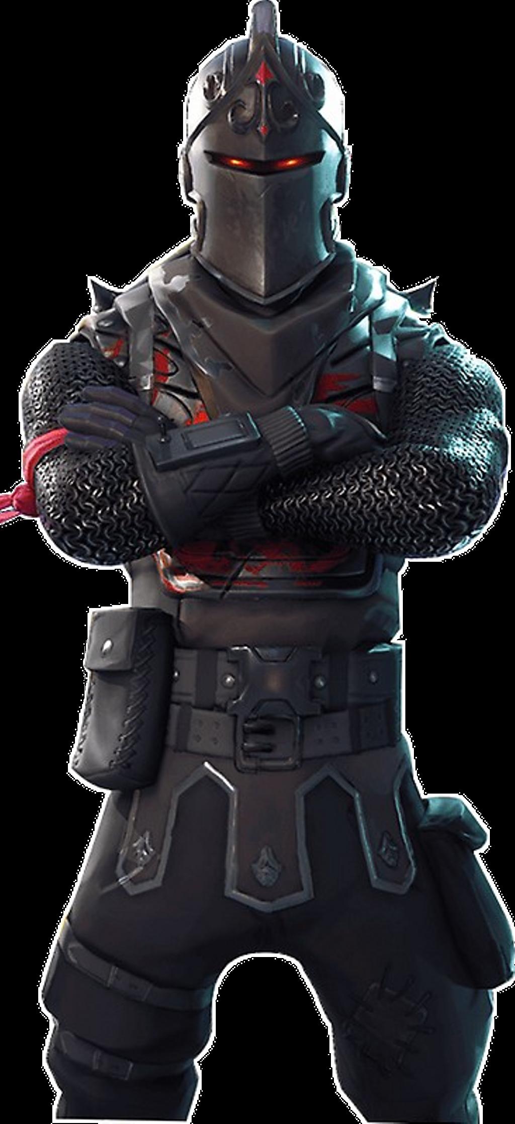 Download HD Black Knight Png Fortnite - Black Knight ...