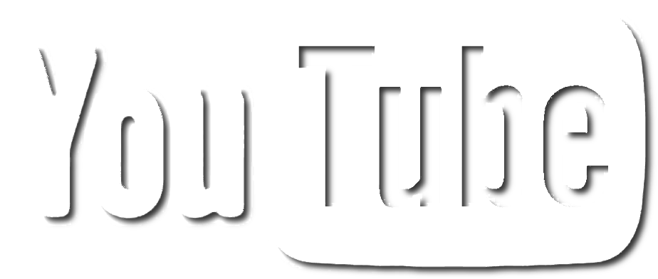 White Youtube Logo - Youtube Logo Png White (1024x724), Png Download