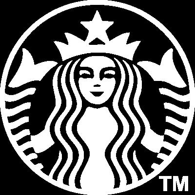 Download Hd Starbucks Logo Black And White Png Download Starbucks Logo Stickers Current Waterproof Seal Japan Transparent Png Image Nicepng Com