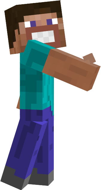 Download Hd Minecraft Steve Png Steve Minecraft Like Png
