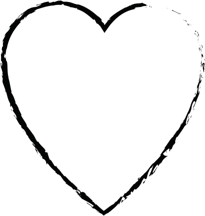 Download Hd Heart Icons Sketch Favourite Icon Png White Transparent Png Image Nicepng Com