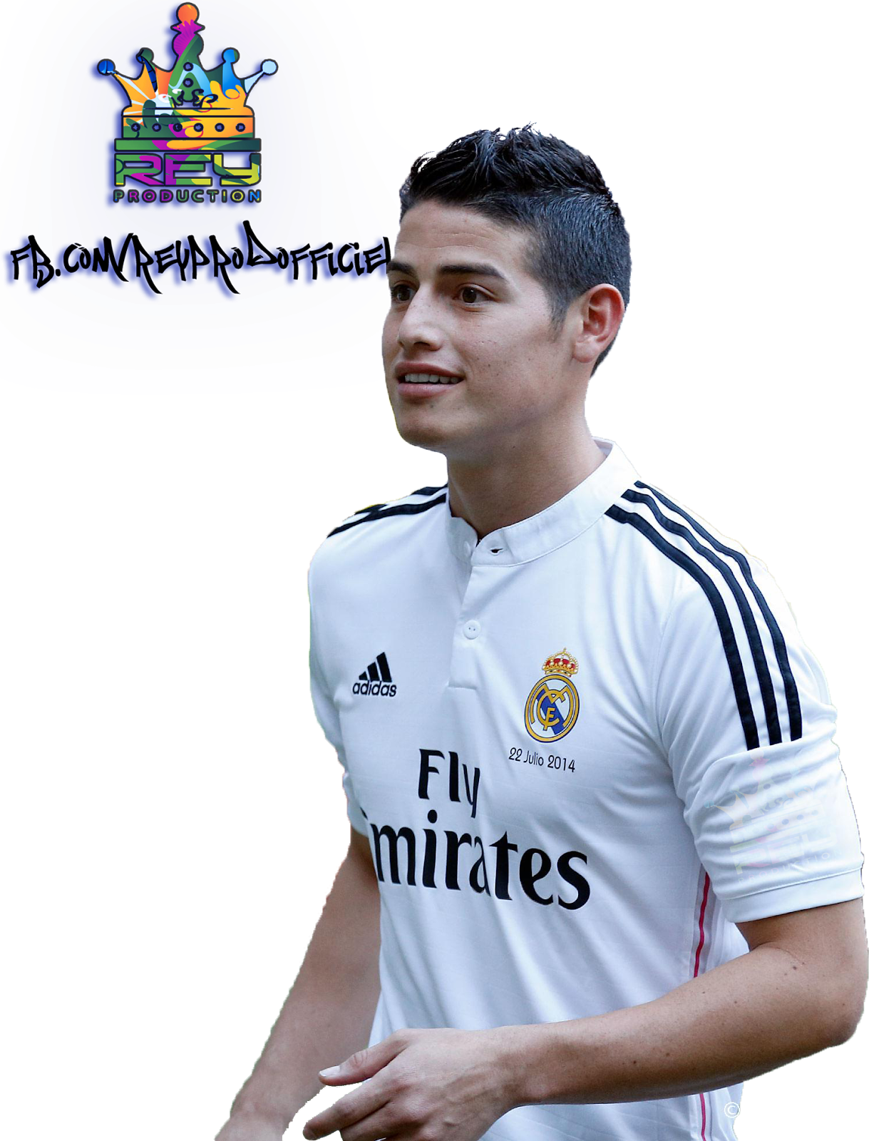 Download Hd 2015 James Rodriguez Real Madrid Transparent Png Image Nicepng Com