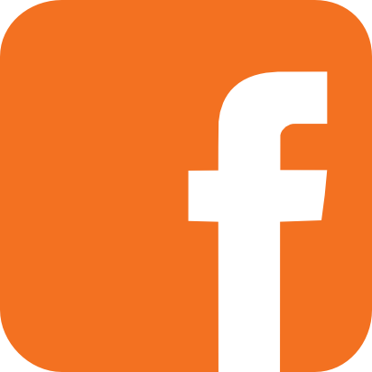 Facebook Google Youtube - Facebook And Youtube Logo (412x412), Png Download