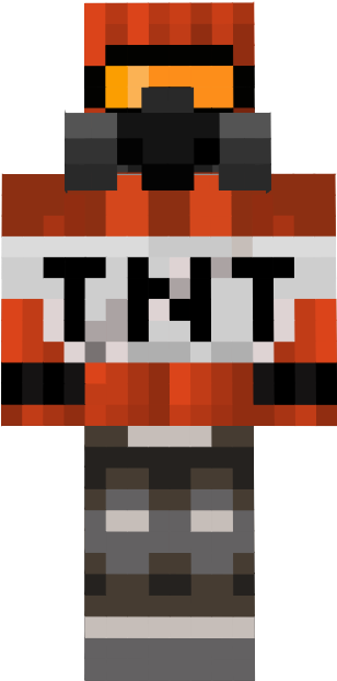 Download Hd Minecraft Tnt Wallpaper The Minecraft Skins Tnt Boy