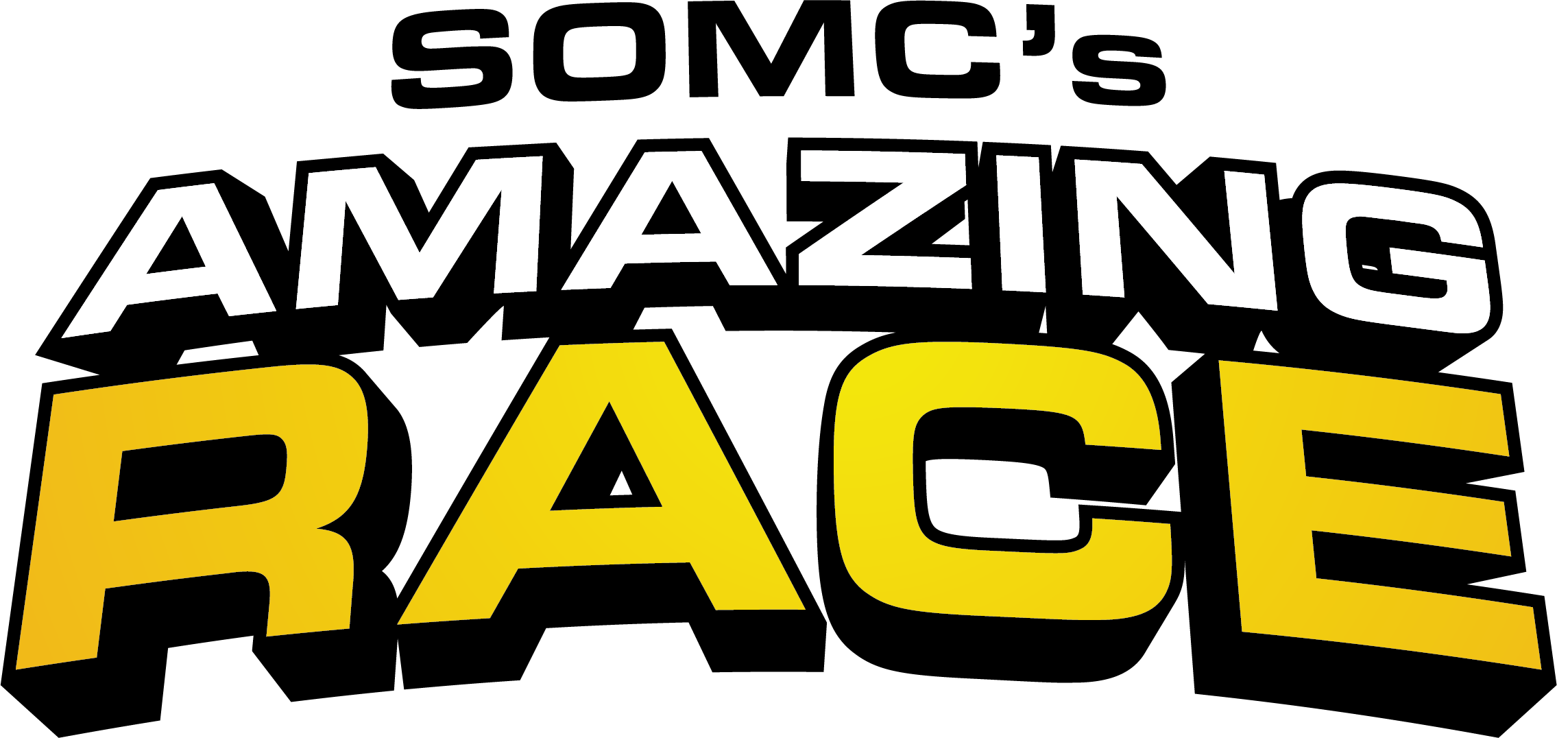 Download Hd Amazing Race Logo Transparent Transparent Png Image Nicepng Com