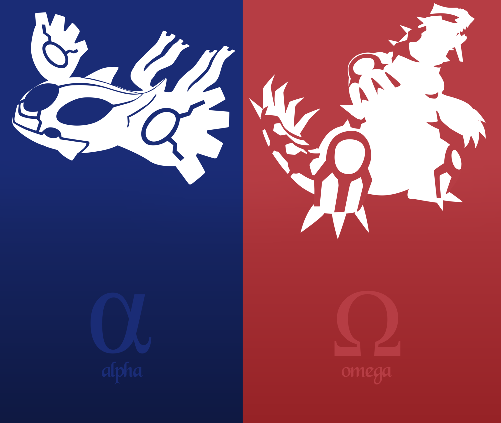 Download Hd Pokemon Alpha Sapphire Omega Ruby Vector By