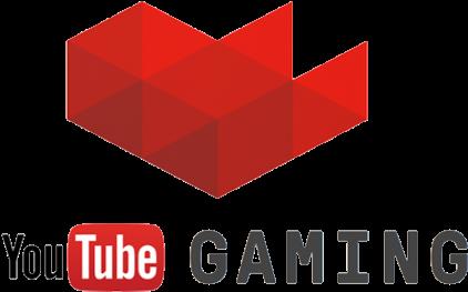 Download Hd Youtube Gaming Logo Youtube Gaming Logo White