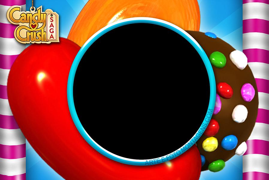 Download HD Molduras Png - Diversas - Candy-crush - App Candy Crush