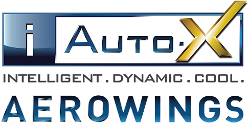 Download HD Iauto X And Aerowings Logo - Panasonic I Auto X ...