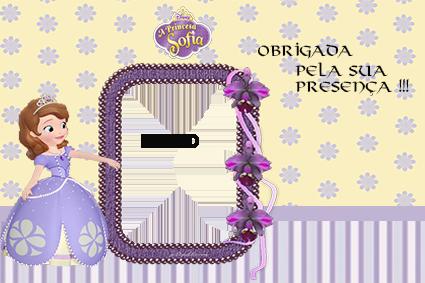 Download Hd Princesinha Sofia Convite Para Imprimir Transparent
