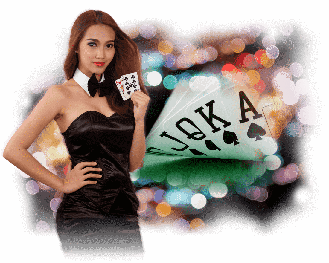 Download HD Squeeze Baccarat - Oriental Game Girl Png Transparent PNG Image - NicePNG.com