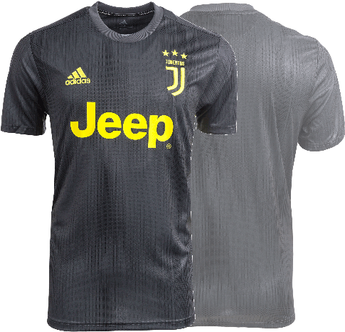 100% authentic 15ce3 3270e Download HD Juventus Third Jersey - Juventus Jersey 2018 19 ...