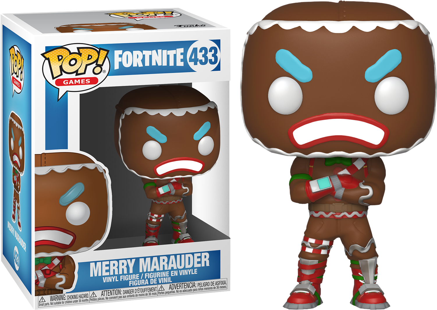 fortnite battle royale characters png merry marauder funko pop 1530x1100 png download - fortnite character png hd