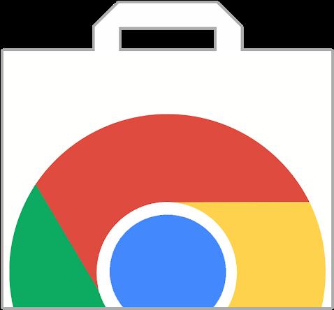 Download HD Chrome Web Store Icon - Chrome Web Store Logo