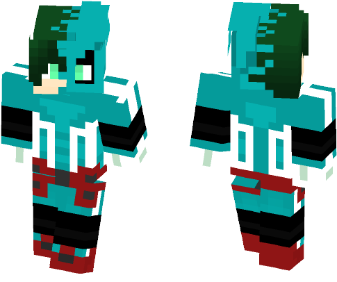 Download HD Male Minecraft Skins - Skin Transparent PNG