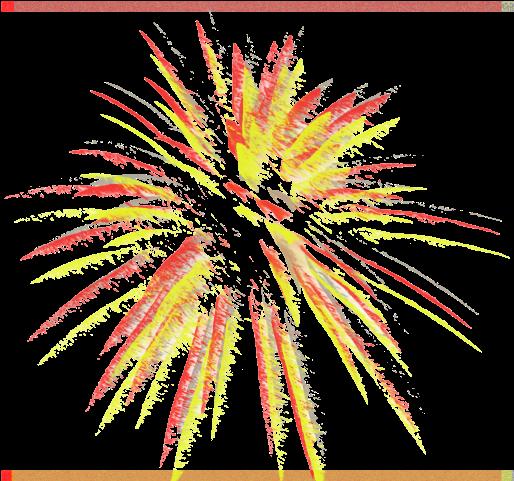 Celebration Clipart Firework - July Clip Art - 456x597 PNG Download - PNGkit