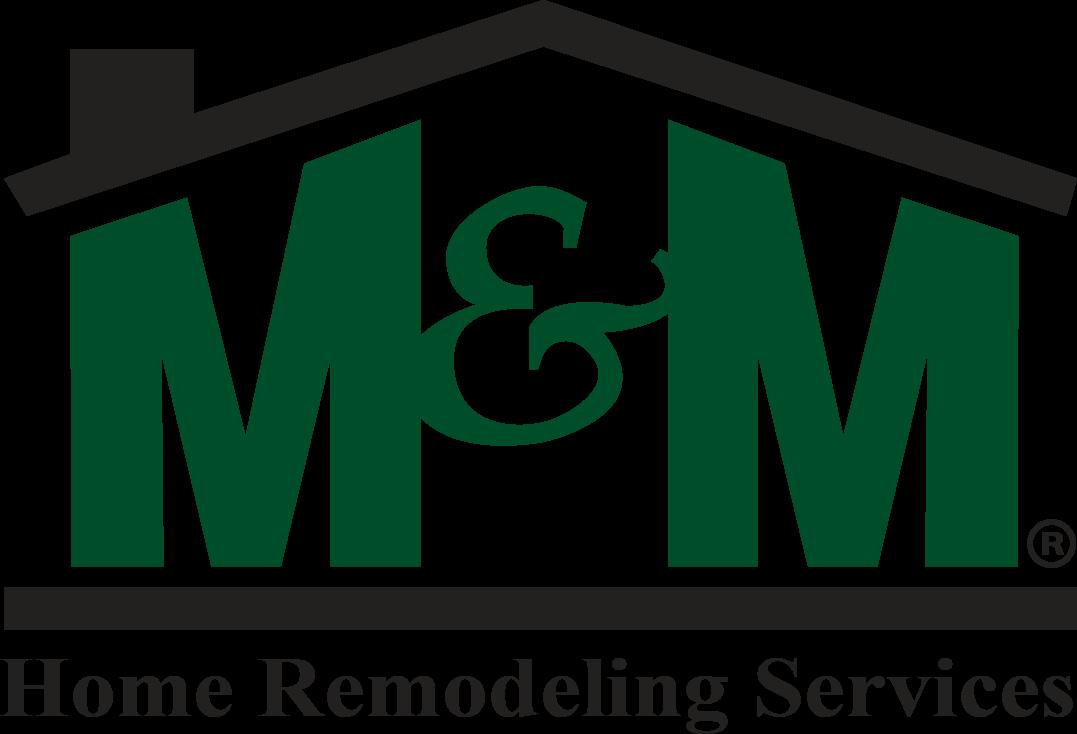 Download Hd M M Home Remodeling Services Logo M M Logo