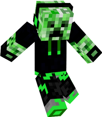 Download Hd High Resolution Amazing Creeper Pics Hd Wallpapers Minecraft Creeper Skin Transparent Png Image Nicepng Com