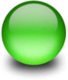 Download HD Rhodes - Online Green Dot Icon Transparent PNG Image