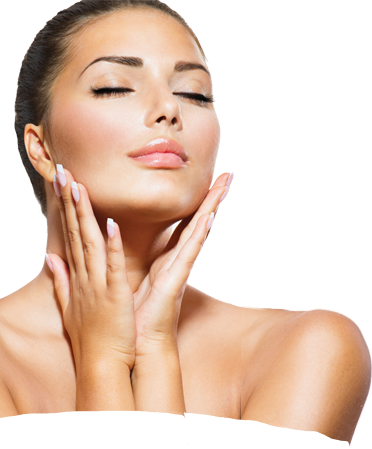 Download Hd Beauty Woman Png Skincare Products Skin Care Images Png Transparent Png Image Nicepng Com