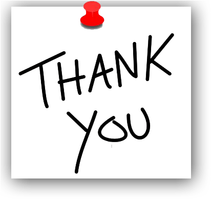 Download Hd Thankyou Powerpoint Presentation Thank You Transparent