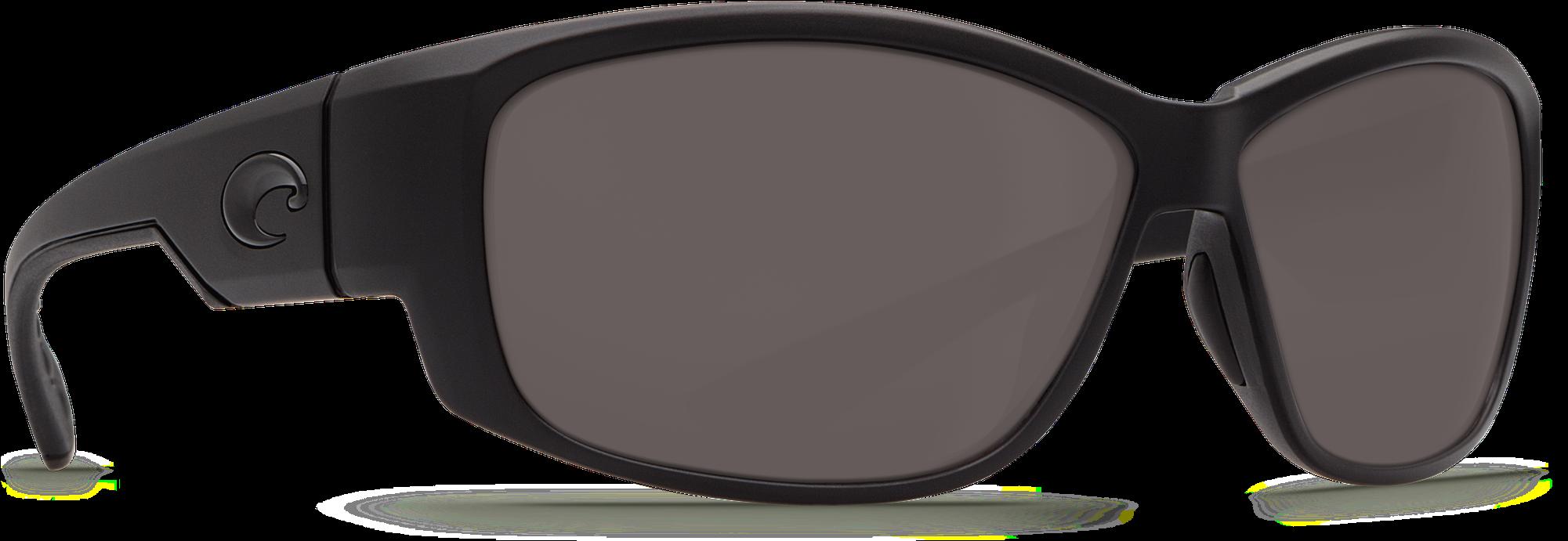 57e78eb117a0 Costa Del Mar Luke Sunglasses In Blackout, Tr-90 Nylon - Luke Tortoise  Sunglasses