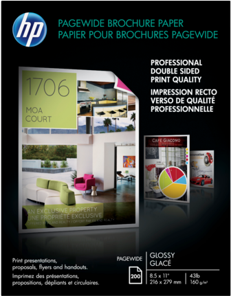 Download HD Hp Presentation Paper Hp Pagewide Glossy