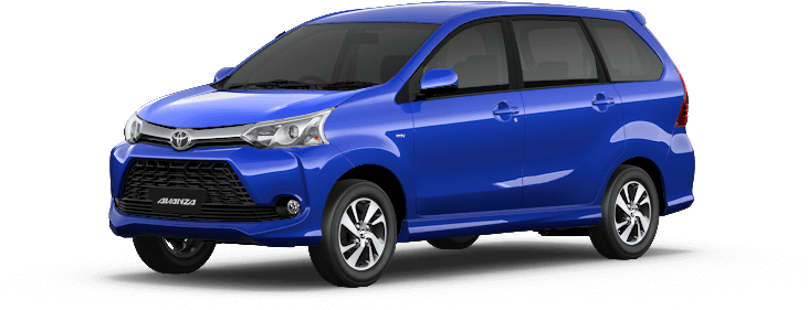 Toyota Avanza Png