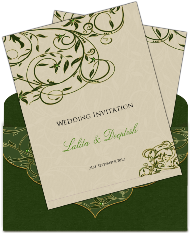 Download Hd Email Wedding Card Letter Style Design 32 Luxury Indian