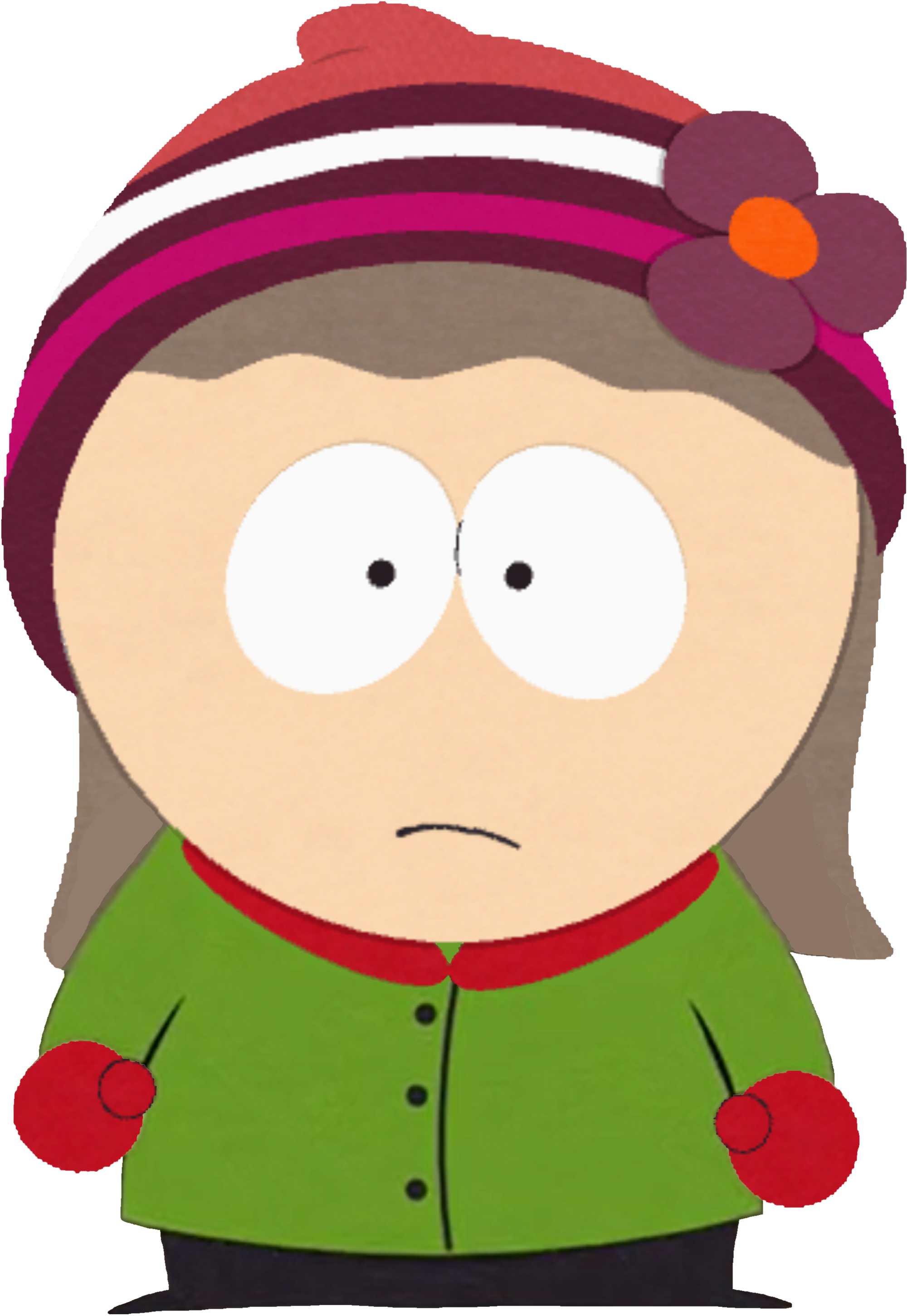 Download Hd Heidi Bloated Heidi From South Park Transparent Png